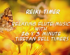 Relaxing Reiki Music with a 3 minute bell timer for 26 hand positions.  Running Time: 118 Minutes  You can listen to this recording on my website:  https://www.dewdrop.co.nz/reiki-healing-music-reiki-timer-with-healing-piano-music/  This file is too large to upload it directly to Etsy and so this listing is for an INSTANT DOWNLOAD of a pdf file containing a link to your MP3 Instant Download File. Simply open the PDF, click the link and download your file.
