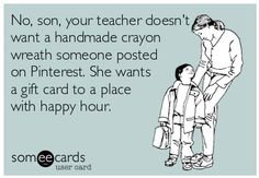 Someecard Teacher Appreciation Meme