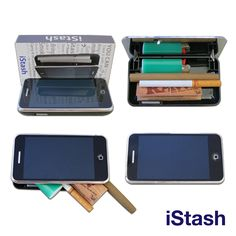 Fancy - iStash iPhone Case