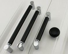 3.75 5 6.3 Black Silver Kitchen Cabinet