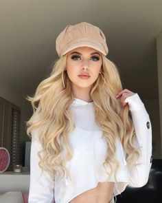 25 reasons to dye your hair right away! Those who want to try the baby yellow hair color, one of the upward trends of the last period, are here! Infant coloring, one of t. Hair Lights, Light Hair, Blonde Box Braids, Blonde Wig, Pelo Corto Kylie Jenner, Loren Grey, Loren Gray Bikini, Kylie Jenner Short Hair, Noora Style