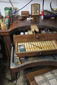 Cynthia Del Giudice Jewelry: Tools!