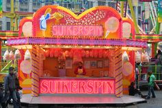 Image result for cotton candy stall