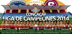 Sigue la cobertura completa del Real Estelí en la CONCACAF Liga de Campeones 2014...