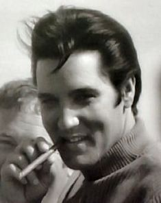 Elvis...he would be in my men i want to marry butttt it would be weird..
