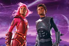 Shark Boy and Lava Girl...Ah, I liked Shark Boy when I was a little girl!!! LOL!!! <3