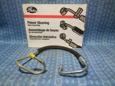 1982-1989 Ford F250 F350 & Super Duty Diesel NORS Power Steering Hose #356450 #Gates