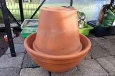 Garden Projects, Life Hacks, Flora, Planter Pots, Survival, Cool Stuff, Green, Diy, Gardening