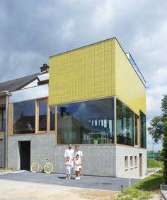 House, Haaltert, Belgium - Vens Vanbelle