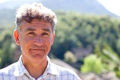 Brasi, el alma de El Mirador de los Pirineos. ¿Qué tendrá esa mirada franca y serena de los habitantes del Pirineo?