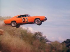 The Dukes of Hazzard's 1969 Dodge Charger