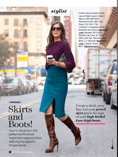 Who ever said office attire had to be boring?! THIS is how you dress so chic and fashionable at work!