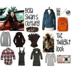 Twilight Outfit/Bella Swan