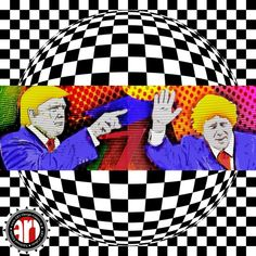 Edeltraud Klöpfer - Double trouble #kunst #kunstwerk #art Kunst Online, Double Trouble, Art, Auction, Artworks, Canvas, Art Background, Kunst, Performing Arts