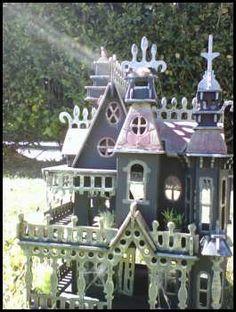 Haunted doll house I made