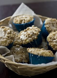Sweet Tooth: Coffee Cake Muffins