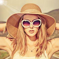 2015 Summer Style oman fashion wild women yurt female models big box 11 colors Eyewear Sunglasses