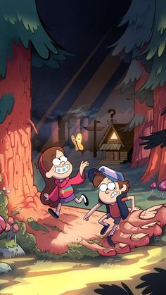 Gravity Falls Phone Hintergrund - Gravity Falls Phone Wallpaper - G Gravity Falls Dipper, Art Gravity Falls, Gravity Falls Poster, Cartoon Wallpaper, Disney Wallpaper, Kawaii Wallpaper, Cartoon Cartoon, Cartoon Ideas, Abenteuerzeit Mit Finn Und Jake