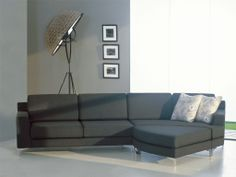 Lazzoni Furniture — Luka Curved Sectional