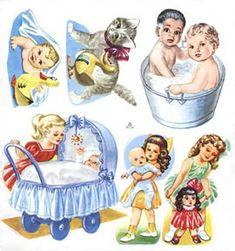 sacraps from saga baby bath Baby Images, Sarah Kay, Baby Kind, Collage Sheet, Scrapbooks, My Childhood, Scandinavian, Disney Characters, Fictional Characters