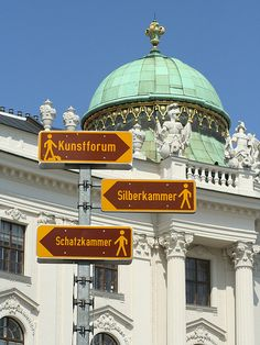 Which way? Vienna
