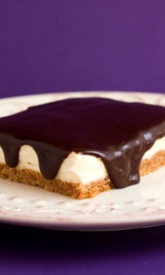 Boston Cream Delight – a combination inspired by my Hubby's two favorite desserts! You will love this recipe!