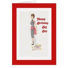 #funny - #Birthday Genie Card for Him