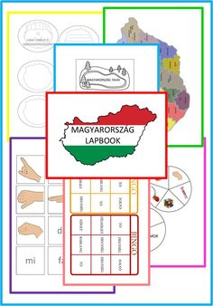 lapbook Interactive Notebooks, Homeschooling, Puzzle, Map, Travel, Puzzles, Riddles, Viajes, Cards