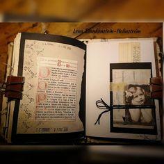 "Lena Blankenstein-Holmström sanoo Instagramissa: ""December Daily Notebook 27.12.2020 #instaart #finnishartists #finnishart #mixedmedia #art#artjournal #artist #lifestyleblogger…"" December Daily, Insta Art, Mixed Media, Notebook, Journal, Frame, Artist, Picture Frame, Christmas Calendar"