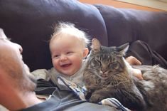<b>Sometimes, cats get a bad rap.</b> These kitties are here to prove that cats truly are the best kind of friends.