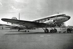 Douglas DC-3 - my first experience as a passenger 1963 - what a great tail-dragger!