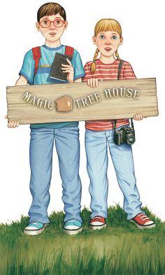 Magic Tree House jack-annie-cob June 6 – September 6, 2015