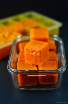 Turmeric Anti-Inflammation Cubes #smoothies #healthy