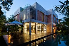 , MM ++ Architects Complete Renovation of a Private...