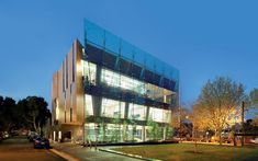 The Surry Hills Library and Community Centre in Sydney, Australia, designed by FJMT, was recently awarded the 2010 National Award for Sustainable Architecture by the Australian Institute of Architects.