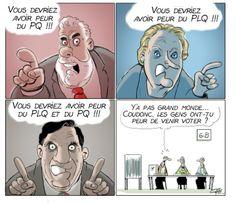 Caricatures du 30 mars au 5 avril 2014 | LaPresse.ca