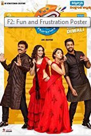 F2 Fun And Frustration 2019 Telugu Full Movie Watch Online Free Movierulz