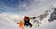 180 #backside en #Cerler Frozen Water, Mount Everest, Snow, Mountains, Nature, Travel, Surfing, Naturaleza, Viajes