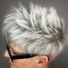 @emilyandersonstyling #pixie #haircut #short #shorthair #h #s #p #shorthaircut #hair #b #sh #haircuts #blonde #blondehair #blondehairdontcare #blondeshavemorefun #platinumhair #platinum