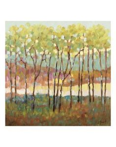 Distant Color by Libby Smart - art print from King & McGaw Framed Art Prints, Framed Artwork, Canvas Prints, Contemporary Frames, Contemporary Landscape, Smart Art, Canvas Frame, Fine Art Paper, Find Art