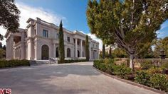 The Mansion at 9577 Sunset Blvd, Beverly Hills – Some History