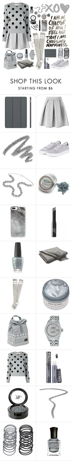 """""""XO♡"""" by vitorialn ❤ liked on Polyvore featuring JETech, Miss Selfridge, Yves Saint Laurent, Barbour, Aspinal of London, Casetify, OPI, Crate and Barrel, Aéropostale and Dickies"""