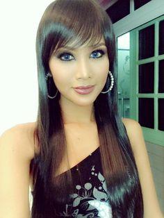 Kamolrose Thunphirom transsexual model & beauty queen