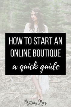 How to start an online boutique: a boutique launch checklist. Sign up for the free boutique bootcamp course and launch your online shop.