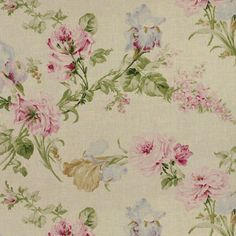 Ralph Lauren Home - Therese Floral, Eggshell
