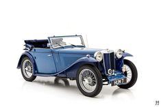 We are delighted to offer this TB Tickford, chassis number TB a charming and important pre-war MG with a rich and well-documented history from new, and one of fewer than 30 known TB Tickfords in existence. Mg Cars, Car Drawings, Antique Cars, Classic Cars, Vehicles, English, Retro, Model, Cars