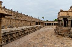Darasuram, Tamil Nadu Kumbakonam.  Has one of the oldest Temples belonging to the chola period.