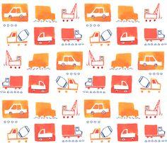 cars and trucks by susiruu