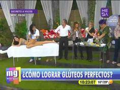 Angelica Contreras - Estética - Levantamiento de Glúteos - Mucho Gusto w...