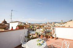 Charming penthouse amazing terrace